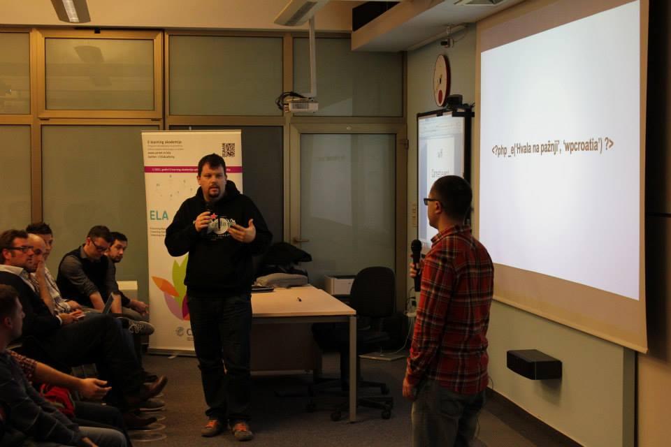 Na 1. Meetupu najvažnije je bilo olakšati prevođenje WordPressa na hrvatski, povećati kvalitetu prijevoda ali i probati pripremiti jedinstvene upute za korisnike.