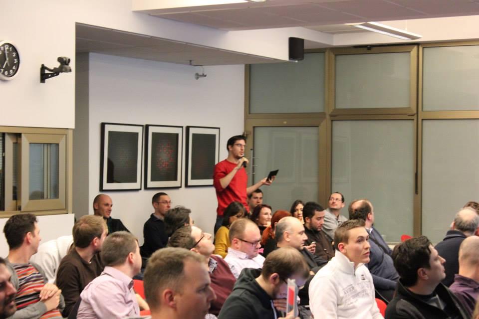 Na većini predavanja bilo je i pitanja iz publike.