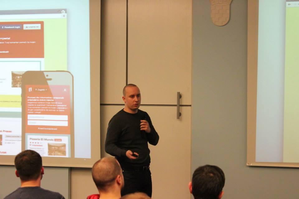 Zoran Ugrina je kroz predavanje o radu na projektu Informativa.hr objasnio koje su to napredne tehnike rada u WordPressu