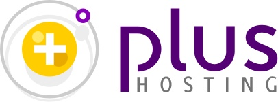 Plus hosting logo